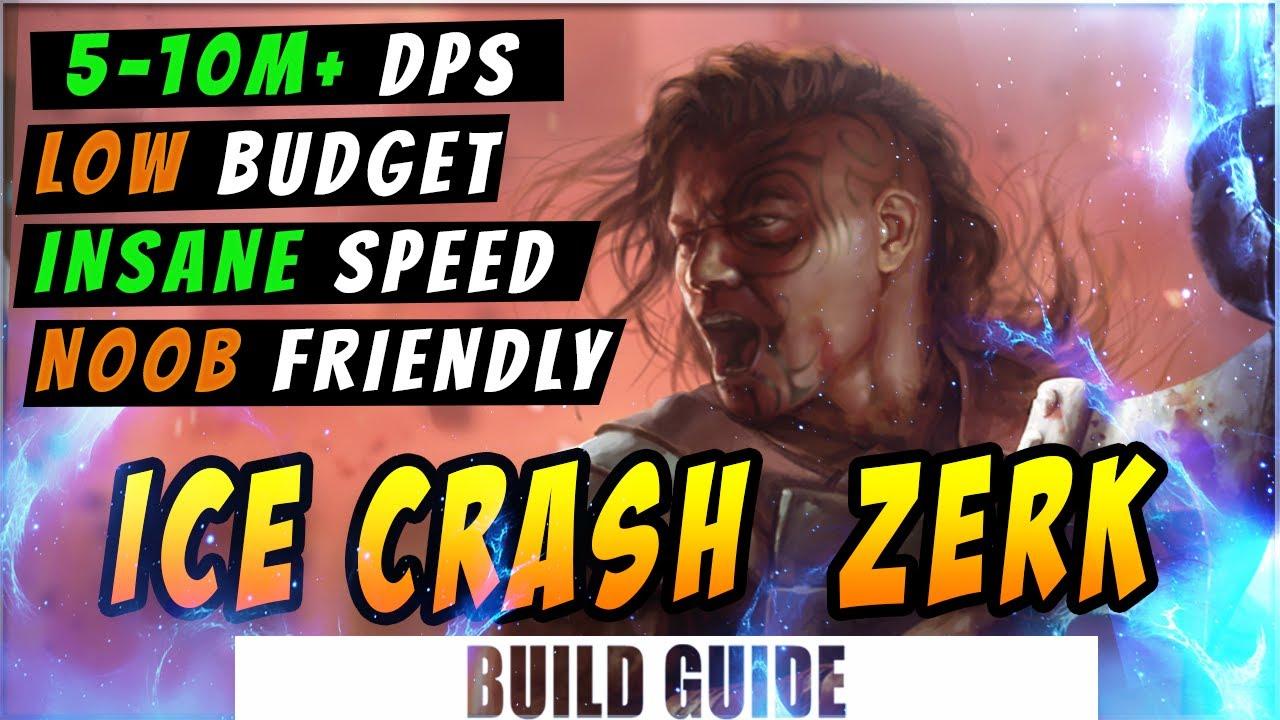 Download [ POE 3.14 ] Ice Crash Berserker Build Guide - Path of Exile: Ultimatum