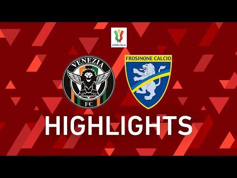 Unione Venezia Frosinone Goals And Highlights