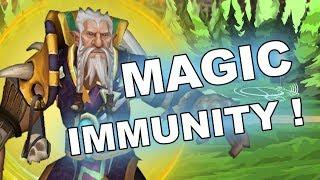 Dota 2 Tricks: Magic Immunity!