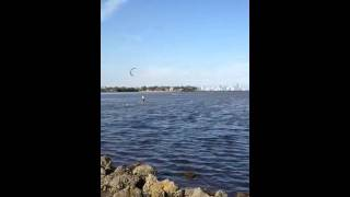 Matheson hammocks Kite Surfers ,Miami real estate