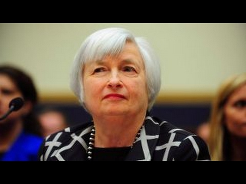 Battle brewing between Yellen, Trump?