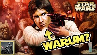 Star Wars: Warum Han wirklich nicht zuerst geschossen hat [Theorie]