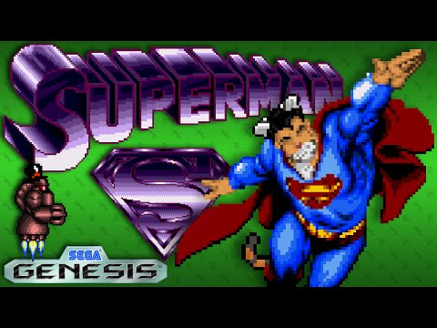 Superman (Genesis) - Octotiggy