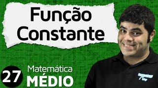 Função Constante | MEM #27