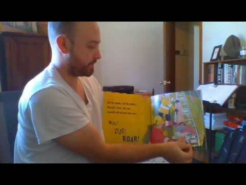 Storytime reading of Construction by Sally Sutton with Mr. Ky