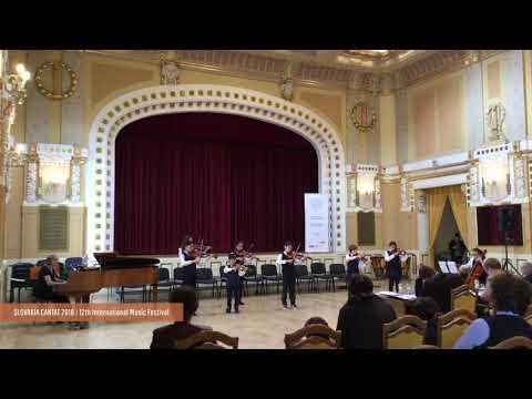 Orchestra di bambini Petit Ensemble di Firenze in concerto a Bratislava