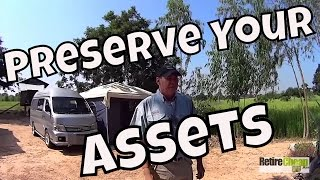 JC's Tips -  Spend Less, Save More & Preserve Your Assets