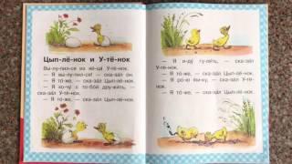 Цыпленок и Утёнок (В.Сутеев)