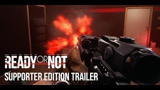 Ready Or Not: To Save Lives [FBI HRT Supporter Edition Trailer]