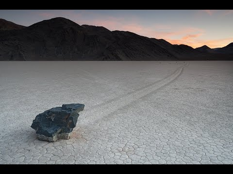 Landscape Photography - Death Valley 2016