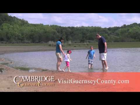 Let Yourself Go this summer in Guernsey County, Ohio!
