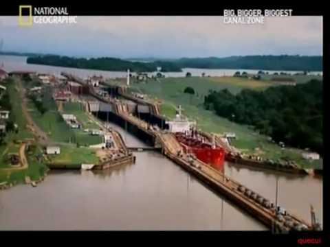 Big, Bigger, Biggest   Canal Zone