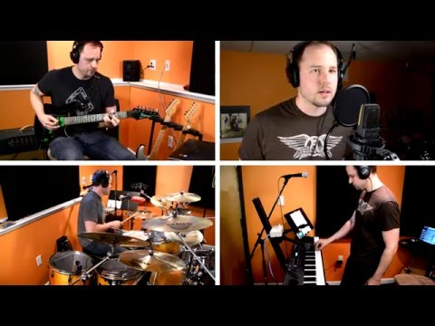 Innocence Faded - Dream Theater Cover - One Man Band