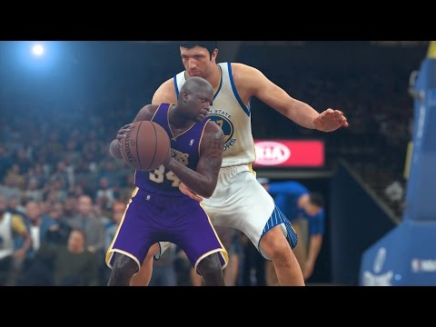 What If Kobe Bryant And Shaquille O Neal Shrunk To 5 Foot 4? NBA 2K17 Tiny Player Challenge