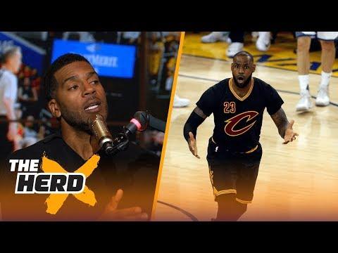 Is LeBron James' championship window closing? Lonzo Ball the next Jason Kidd?   THE HERD