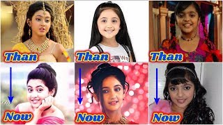 Top 10 Famous Hindi TV Child Actresses And What They Look Like Now 2017