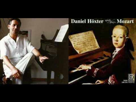 Daniel Hoexter Plays Mozart- Fantasy in C minor, K. 396