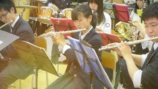 2019年9月 明輝高校吹奏楽部 第13回定期演奏会