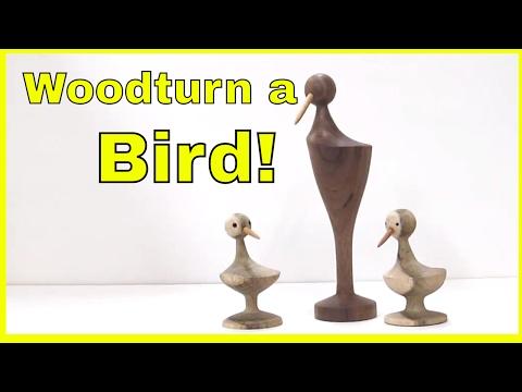 Turn a Multi-Axis Bird