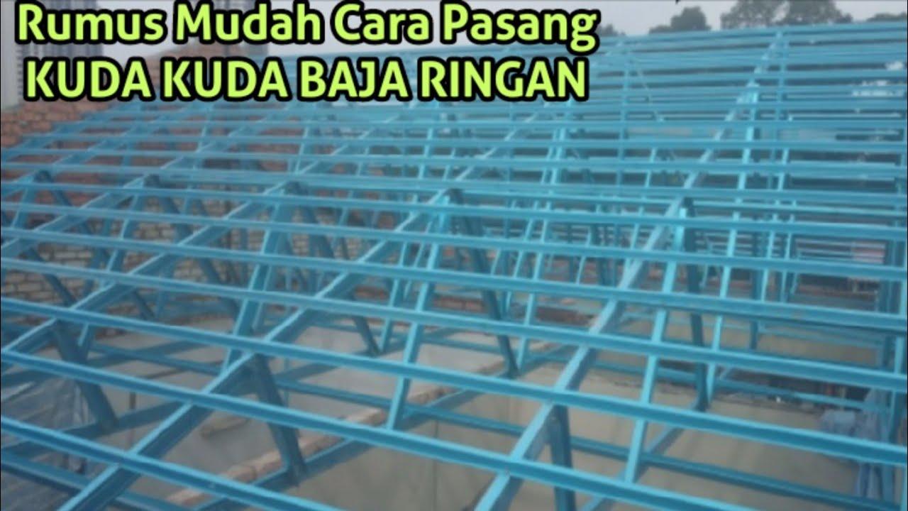Rumus Kuda Jurai Baja Ringan Semarang Rangka Limasan Taso 1mm By Mnc Rud