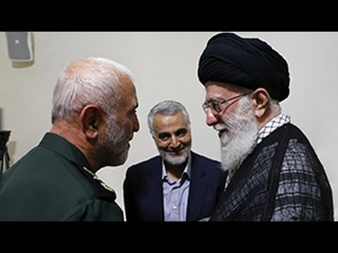 Iran Revolutionary Guards in Syria and creation of National Defense Forces (NDF)