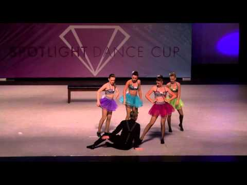 100 Easy Ways- The Dance Company [Long Beach, CA(1)]