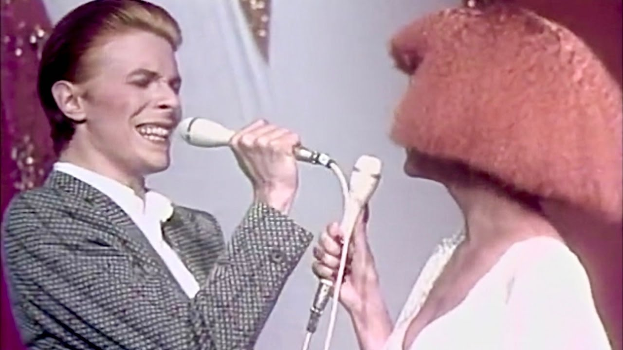 david bowie cher young americans medley live on the cher show