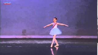 "YAGP 2015 - Variation from ""Flames of Paris"" - Age 9"