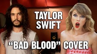 Taylor Swift - Bad Blood ft. Kendrick Lamar | Ten Second Songs 20 Style Cover
