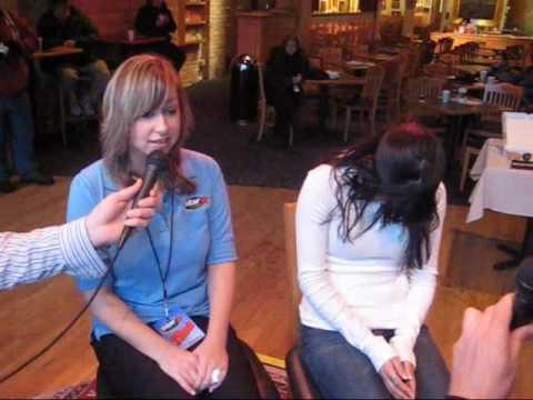 Star 105.5 Tina Bree and Nina talk like Groundhogs