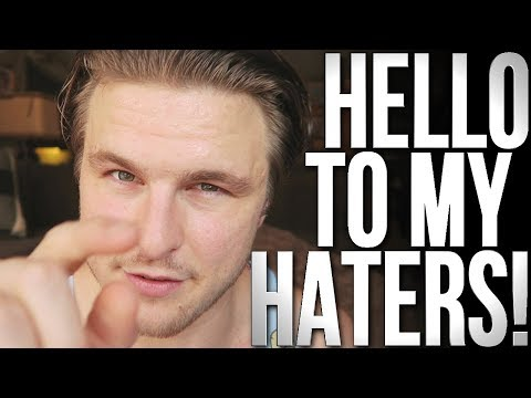 Response To My Haters (Real Life Example)