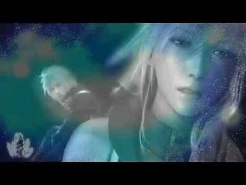Cloud & Lightning - 1000 Words. Final Fantasy VII, XIII