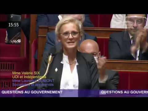Question au Gouvernement - Lutte contre l'usage détourné de protoxyde d'azote - 30 juin 2020