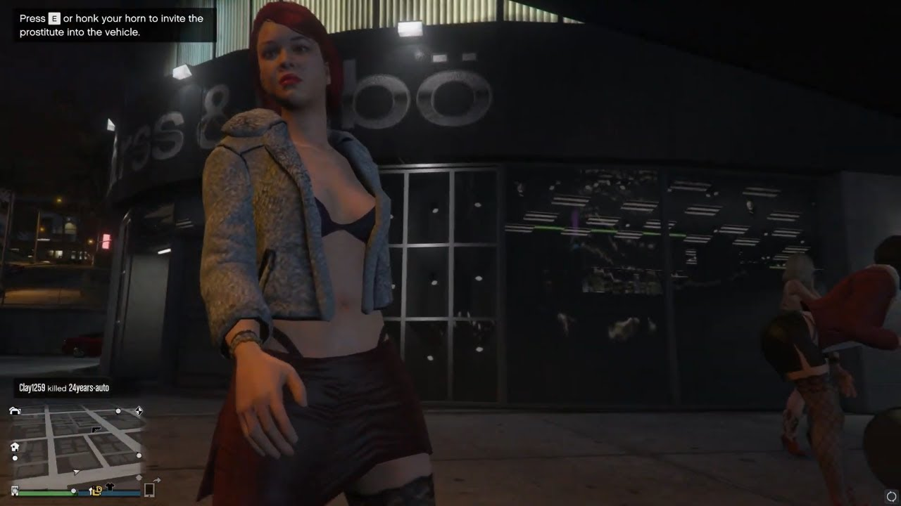 When you try to pickup your fav Hooker in GTA Online but there are too many.