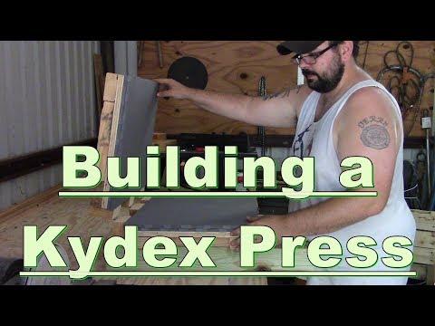 Building A Kydex Press