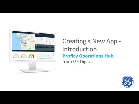 Creating a New App - Introduction