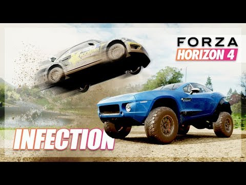 Forza Horizon 4 - UNLUCKIEST Infection of All Time! w/The Crew thumbnail