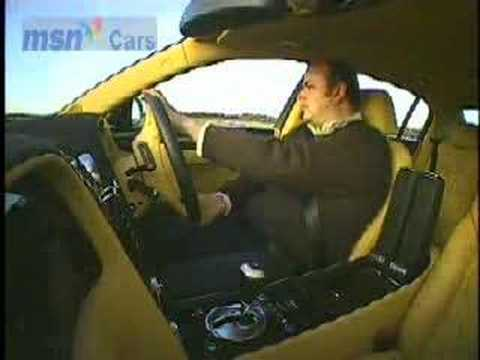 MSN Cars test drive of the Bentley Continental Flying Spur