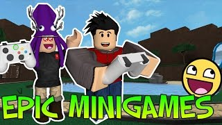 THIS IS WHY YOU DON'T COPY!! | Roblox Epic Minigames W/ Ezy