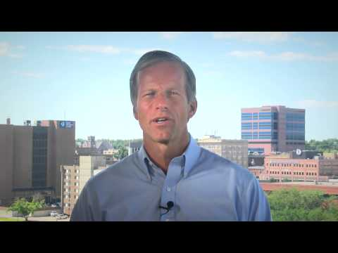 8.22.15 Sen. John Thune (R-SD) Delivers GOP Weekly Address on Getting Congress Working Again
