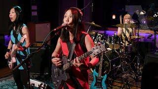 Download & stream Shonen Knife on Audiotree Live -- http://smarturl...