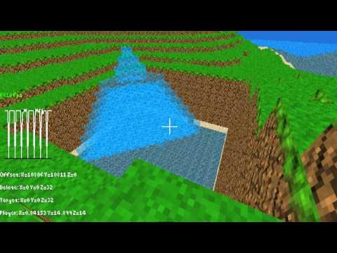 32 Voxel Water Simulation mkv