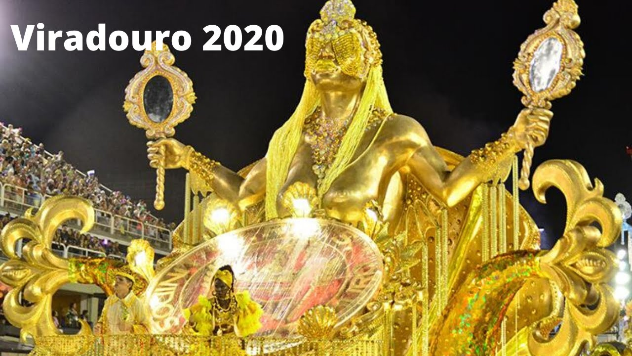 Resultado de imagen de viradouro 2020