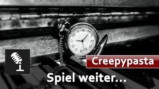 Cover images 🎧 Er spielt um sein Leben - Spiel weiter - #Creepypasta Deutsch/German