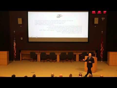 Garcia USMC II MEF Part 1 Strategy in Communication