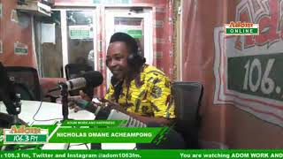Download lagu Why I left Prophet Badu Kobi s Church Nicolas Omane Acheong reveals MP3