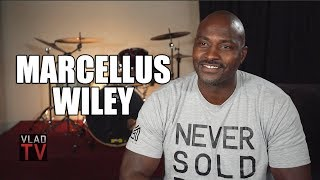 Marcellus Wiley on Growing Up in Rollin 60's Hood, Football Games Shot Up (Part 6)