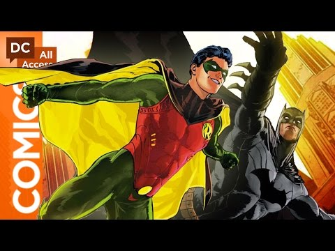 Batman & Robin Eternal Adds New Villain To Rogues Gallery