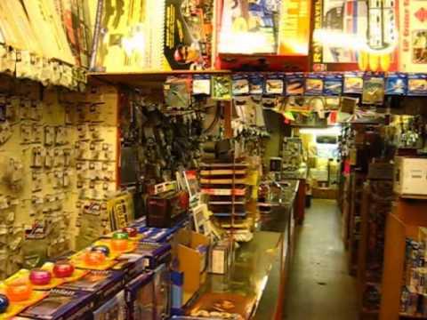 Not many hobby shops like this left... - YouTube