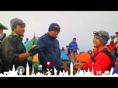 "Adventure & Rescue Team Surveyor Indonesia ( ARTSI ) gunung "" CIKURAY "" 2821 MDPL"